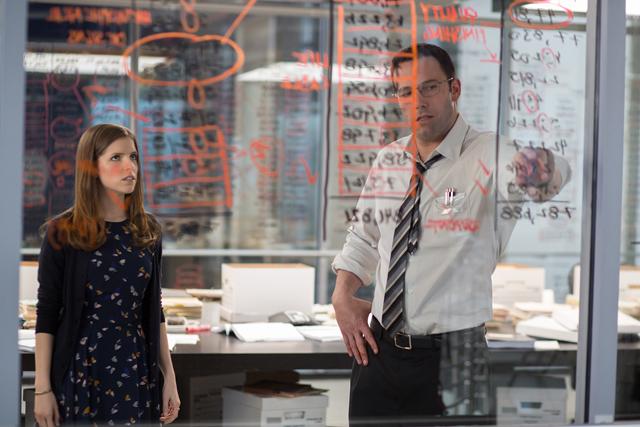 """Filme """"O contador"""" com Ben Affleck é a estreia da semana"""