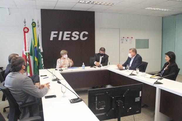 SC atrai interesse da Espanha para investimentos e parceria internacional