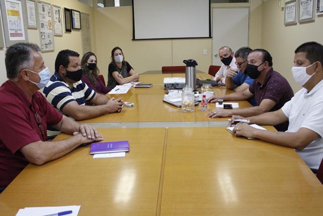 Dimas e Neguinho encaminham o governo de transição em Forquilhinha