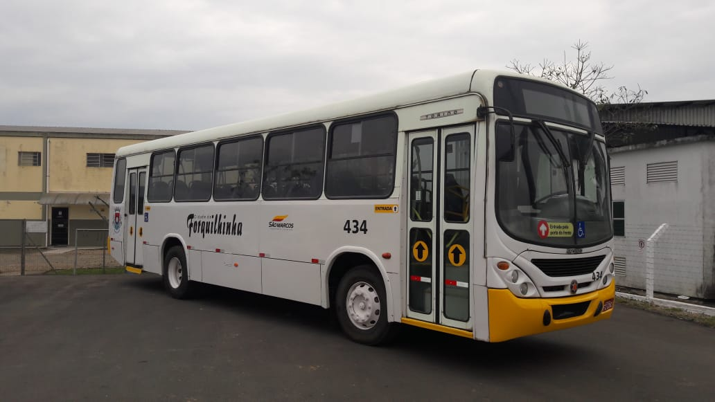 Transporte Coletivo será suspenso a partir desta quarta-feira em Forquilhinha