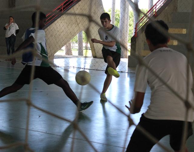 Time da Satc representa Criciúma no Moleque Bom de Bola