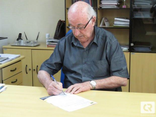 Governo de SC decreta luto de três dias por morte de prefeito de Herval d'Oeste