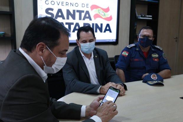 Guarda-vidas civis e bombeiros comunitários de SC terão valores aumentados