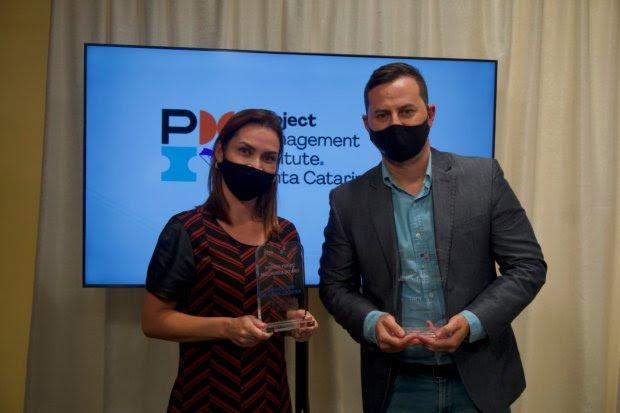 Escritório de Gestão de Projetos de SC vence o Prêmio Melhores do Ano 2020
