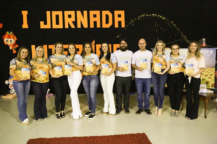 Premiações marcam segundo dia da Jornada Literária