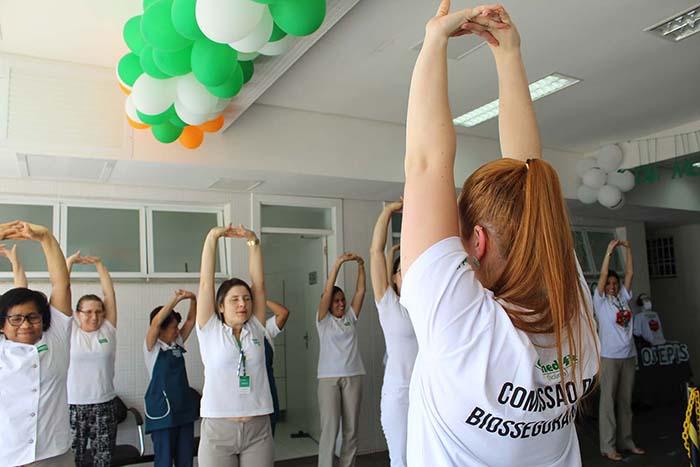 Unimed celebra Dia Mundial da Saúde com ações