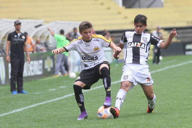 Tigre se despede do Campeonato Catarinense Sub-15