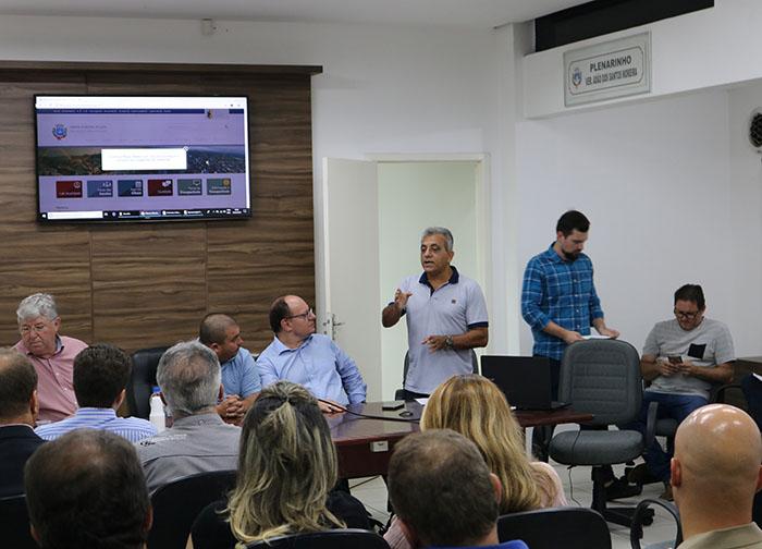 Plano Diretor Participativo de Içara foi debatido com empresários e comunidade