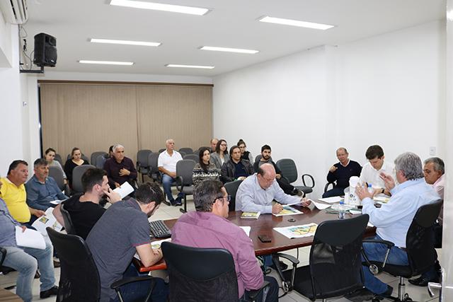 Plano Diretor é detalhado pela região do Liri e PV