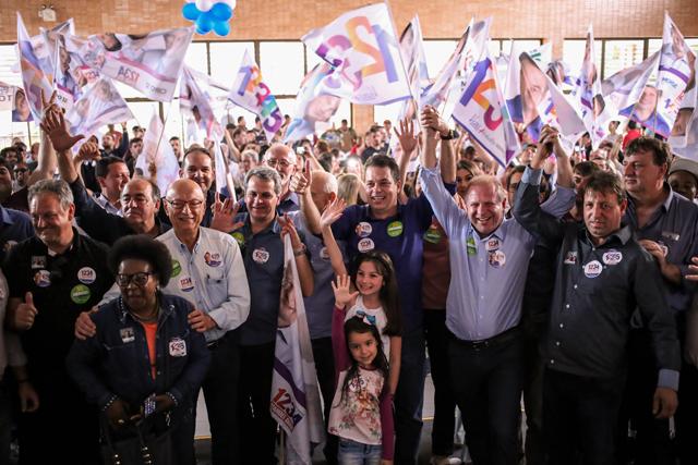 Deputado Rodrigo Minotto lança candidatura à reeleição