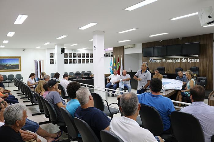 Comissão manterá PD vigente para área na região da Primeira e Segunda Linha