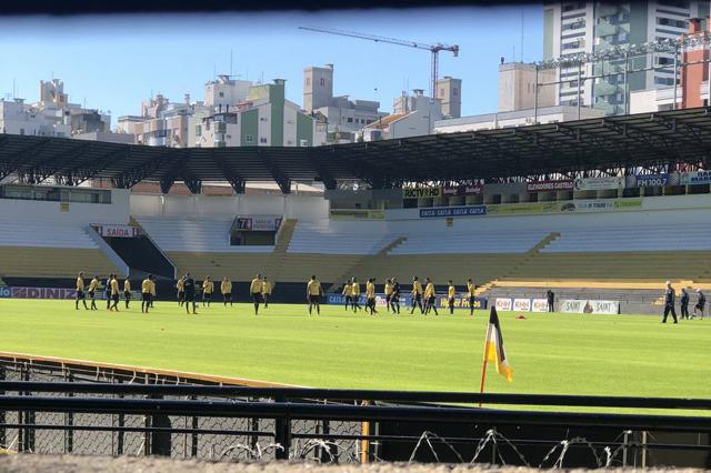 Criciúma duela com o Boa Esporte nesta sexta-feira