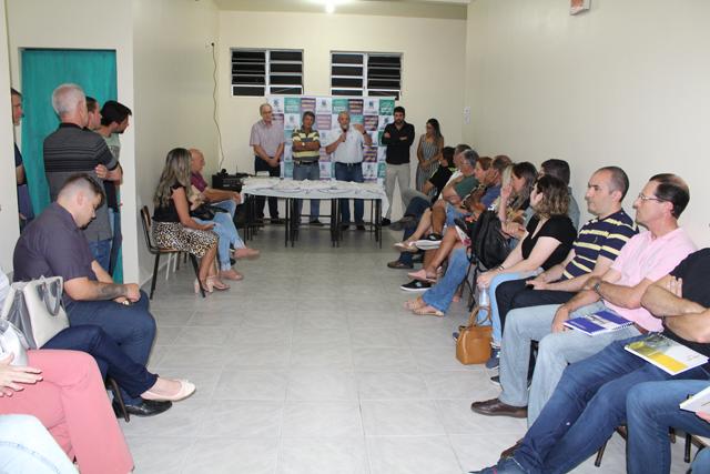 """Aulas do projeto """"Educação Empreendedora"""" iniciam em Urussanga"""
