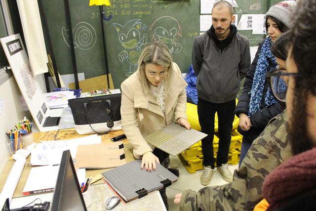 Acadêmicos da Satc criam textura para Gruppo SRS