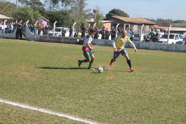 Show de gols na terceira rodada do Rinconense