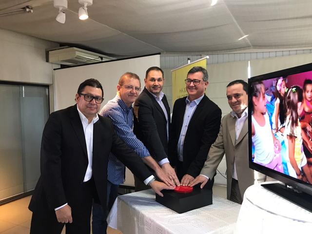 RECORD NEWS SC inaugura sinal HD em Criciúma