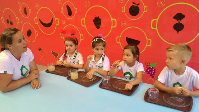 Atividades pedagógicas recomeçam no Infantil da Satc