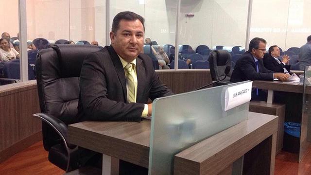 Jair Anastácio avalia positivamente primeiro mês de sessões