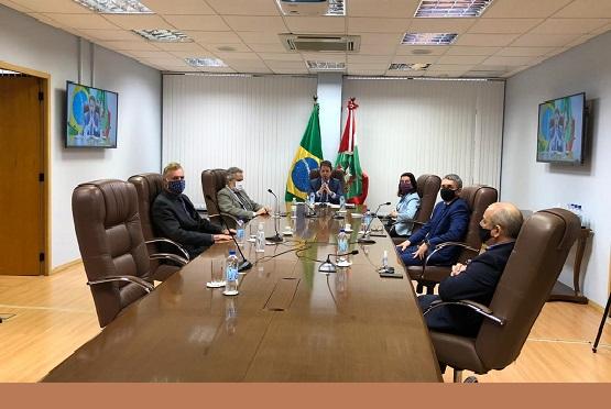 Judiciário de SC define retomada gradual do trabalho presencial para dia 23/9