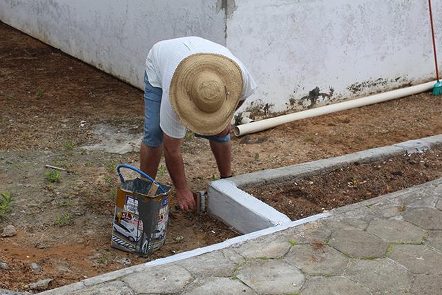 Cemitérios de Içara passam por revitalização