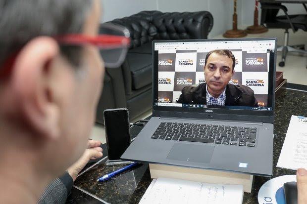 Governador reforça necessidade de isolamento social após aumento de casos