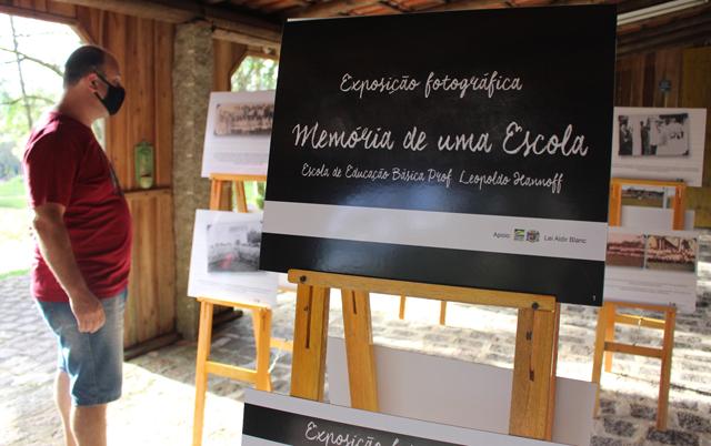 Museu ao Ar Livre recebe a exposição fotográfica 'Memórias de uma Escola'