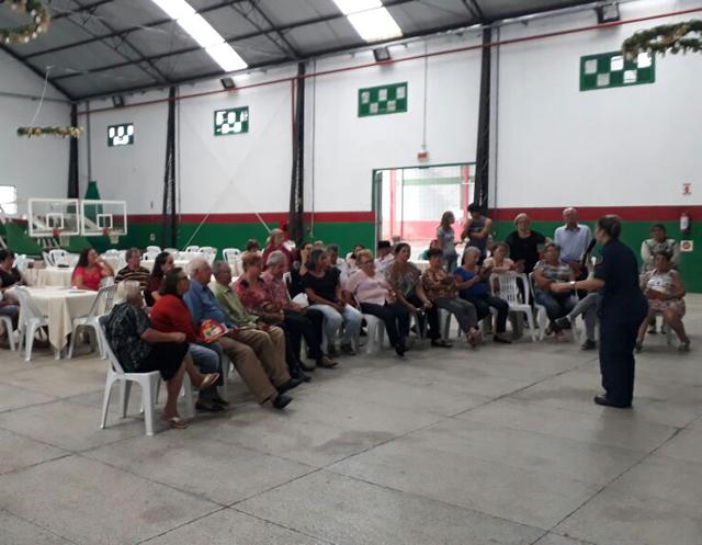 """Idosos de Maracajá podem participar do projeto """"Bombeiro da Melhor Idade"""""""