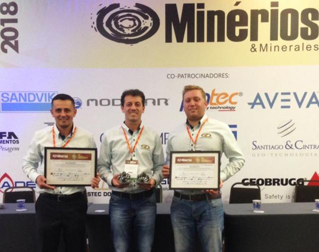 Rio Deserto é destaque no 20º Prêmio da Indústria Minero-Metalúrgica