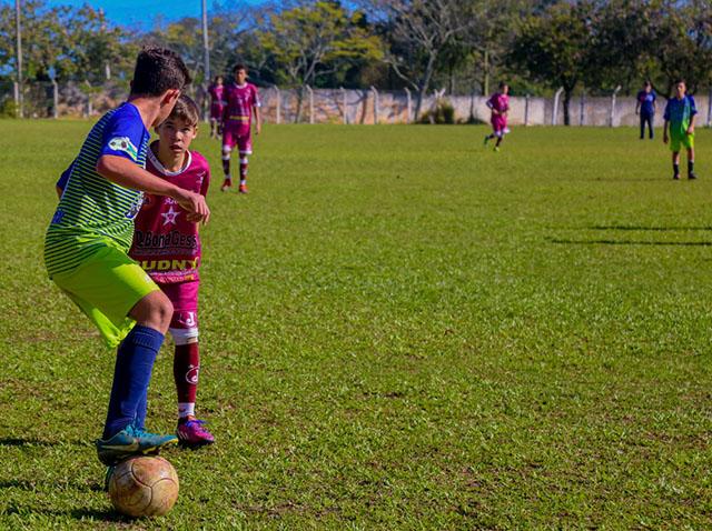 Escolas de Içara irão disputar o Campeonato Moleque Bom de Bola