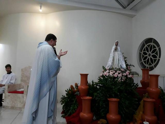 Cidade Mineira celebra Nossa Senhora de Fátima