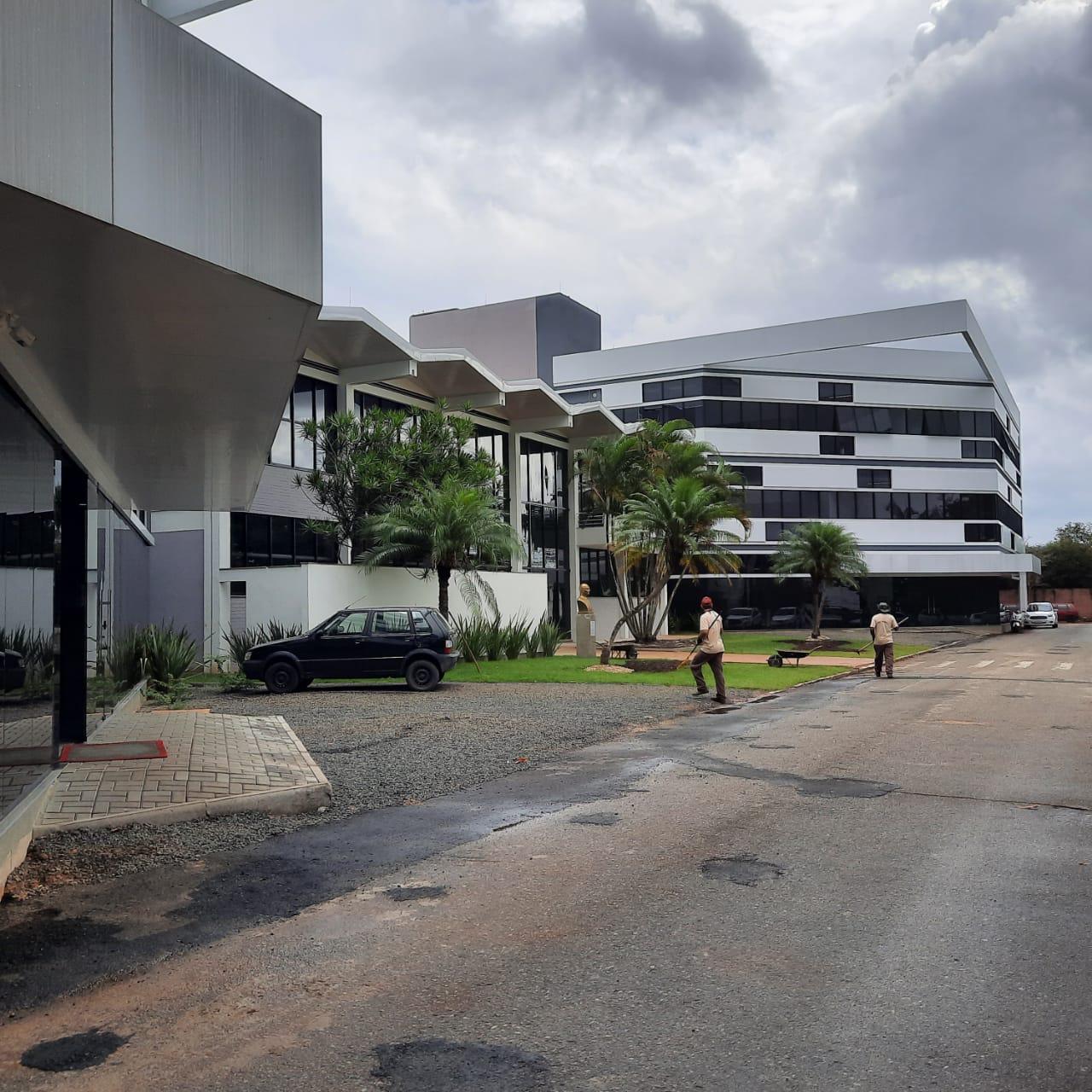 Governo Municipal encaminha compra de usina de asfalto para licitação