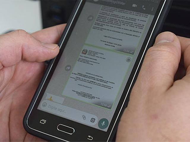 PJSC alerta para golpistas que usam seu nome para ludibriar motoristas de aplicativo