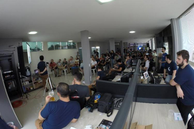 Desenvolvedores fomentam network em Içara