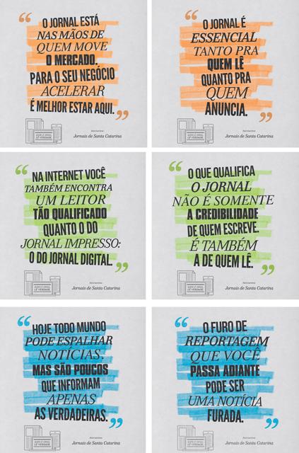 Campanha de Valorização dos Jornais, Impressos e Digitais