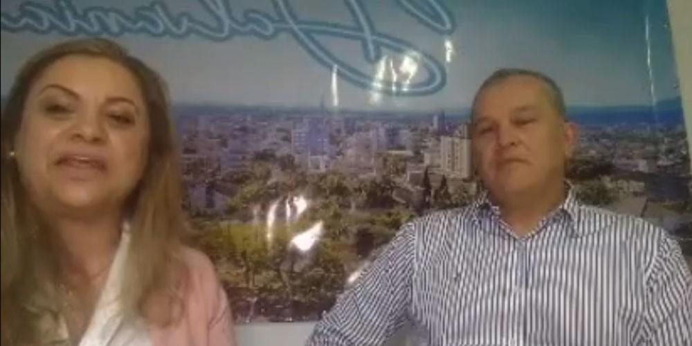 Empresário Jandir Soratto é anunciado pré-candidato a vice de Dalvania Cardoso