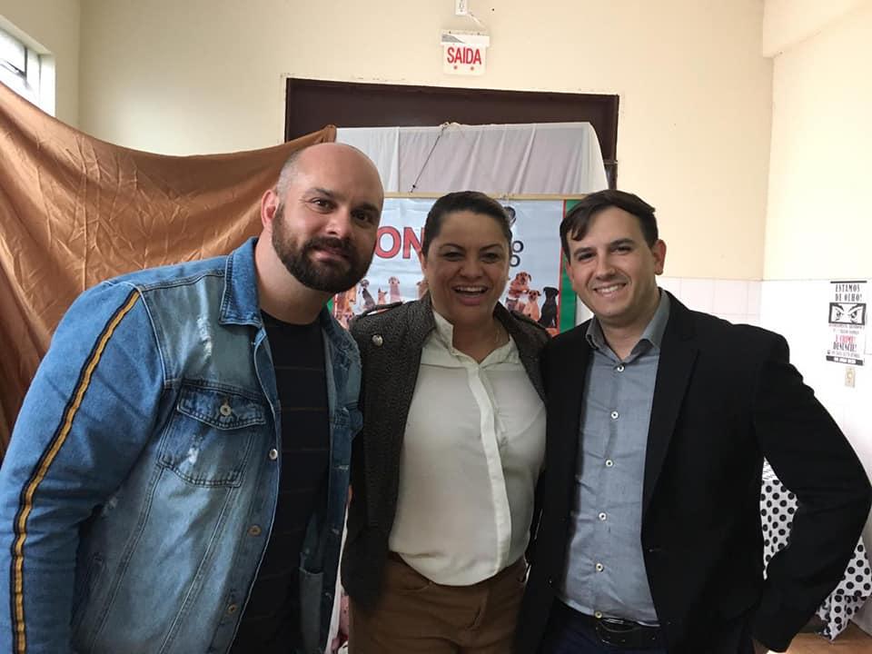 Patriota de Viscardi confirma coligação com Partido Progressista de Dalvania