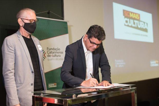 SC Mais Cultura: FCC lança programa com investimentos de R$ 129 milhões
