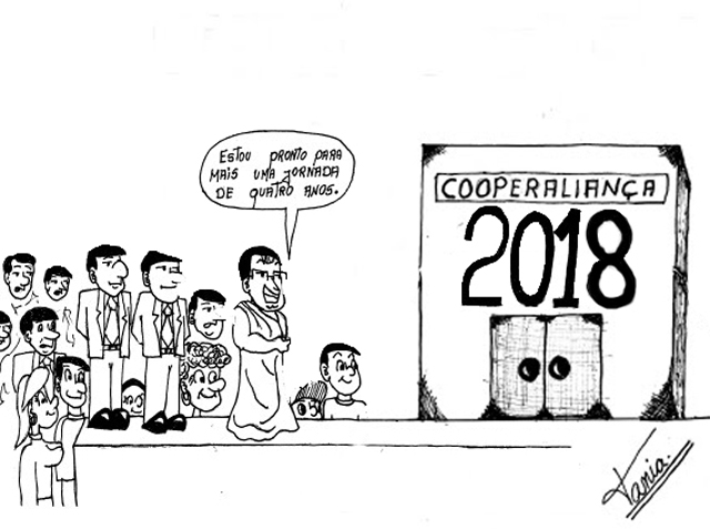 Disputa na Cooperaliança
