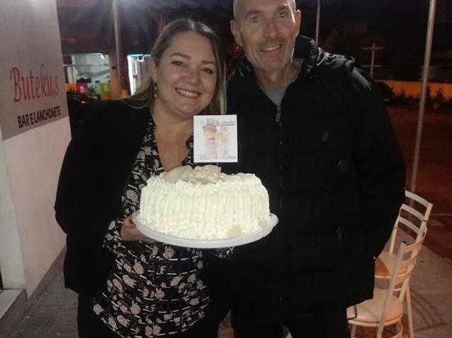 Parabéns ao casal Cavaler pelo aniversário de casamento