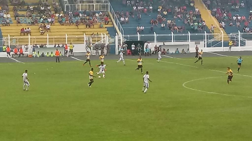 Sub-20 avança para segunda fase na Copa SP