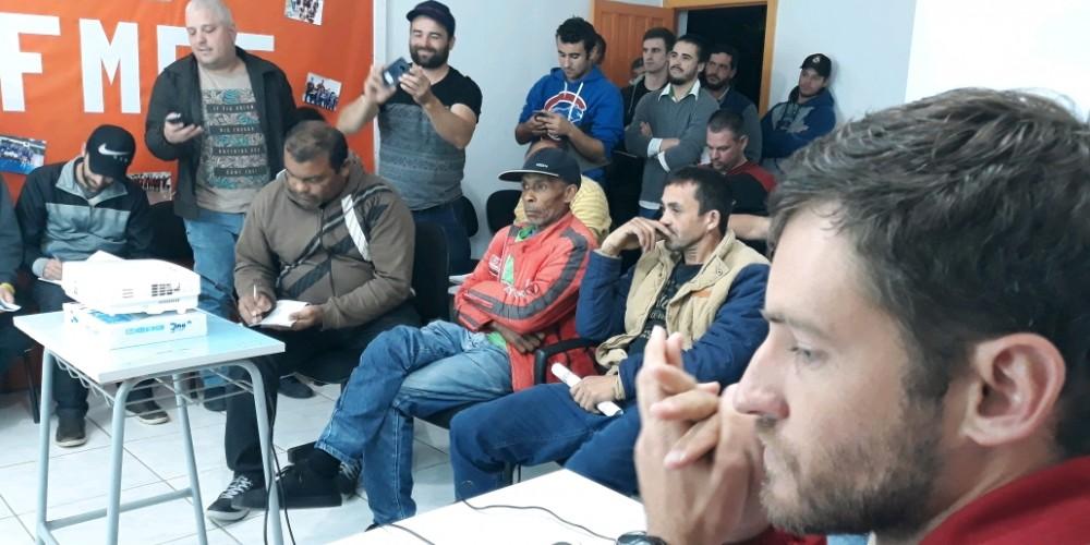 Campeonato Içarense tem composição definida em congresso técnico