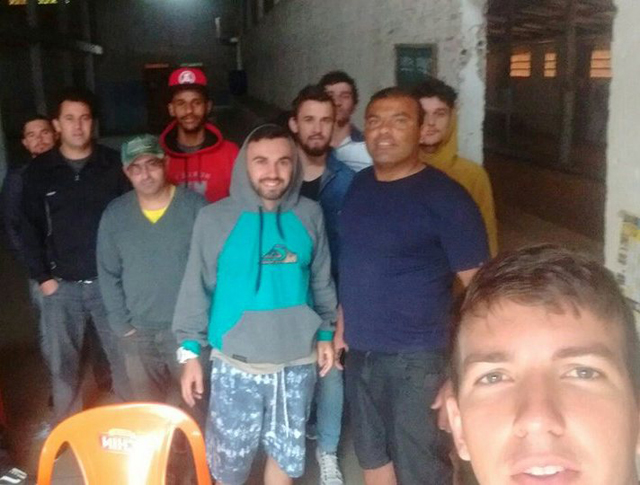 Chuva adia decisão do Campeonato Içarense