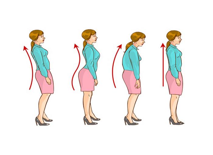 Saúde de Siderópolis dá dicas de reeducação de postura