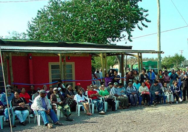 Programa de Apoio à Comunidade Quilombola de Morro Alto (RS)