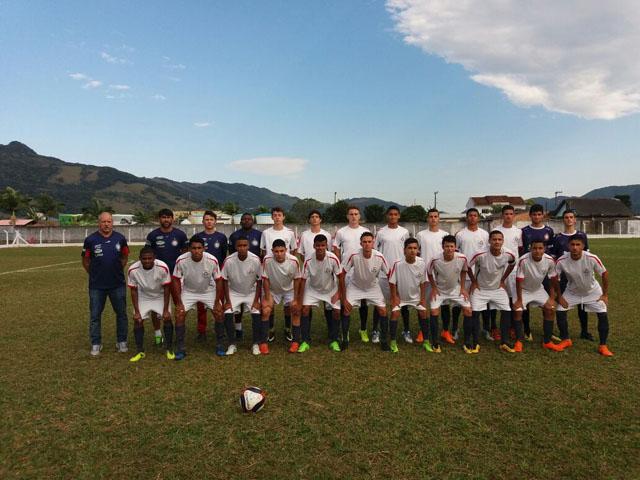 Próspera vence mais uma no Catarinense sub-20