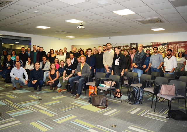 Palestra reúne profissionais e gestores da área de marketing