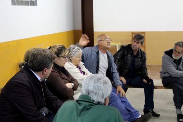 Moradores de Lombas Pedreiras esclarecem dúvidas