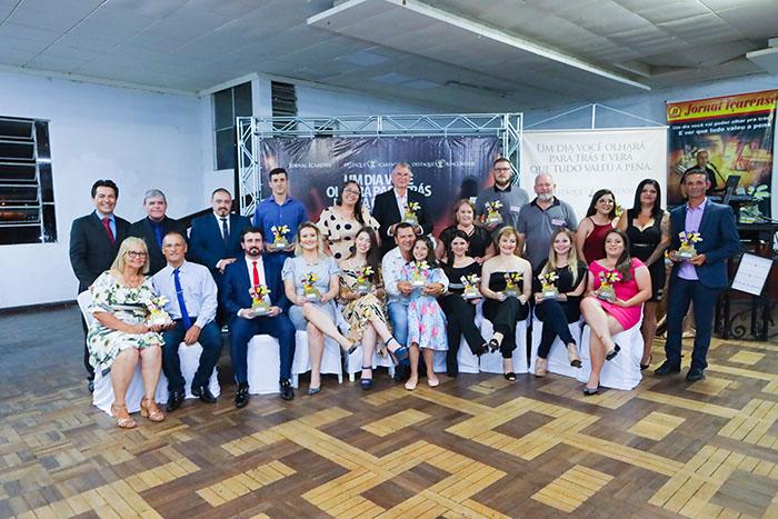 Jornal Içarense realiza o 7º Destaque Rinconense com sucesso