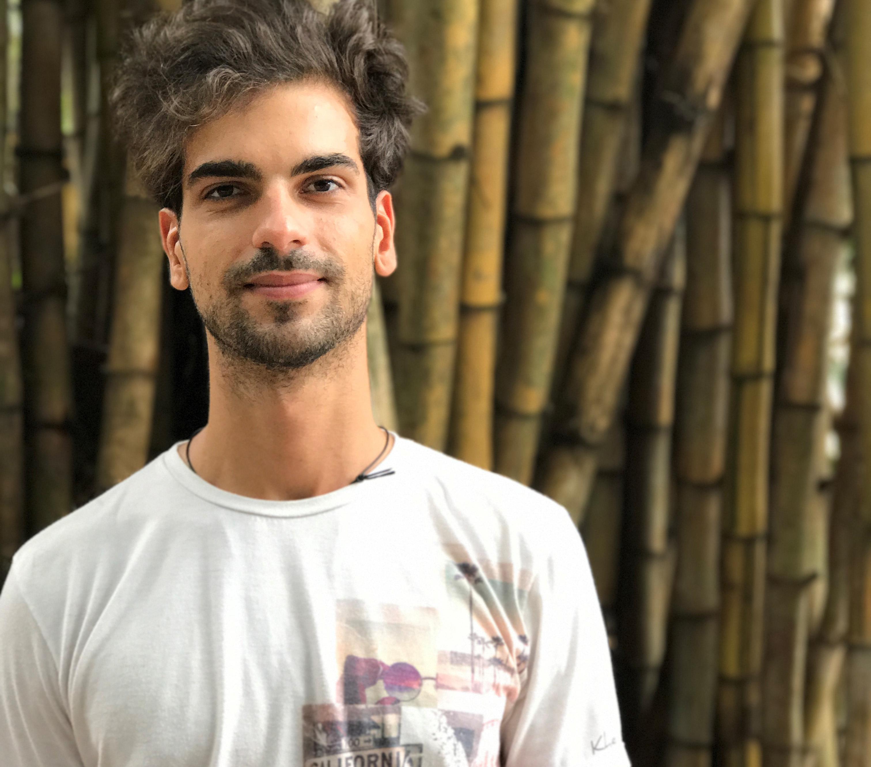 Renato Stefani da palestra na EXPOMAIS