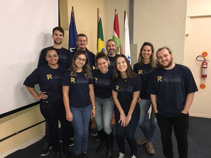 Estudantes da Unisul embarcam para missão do Projeto Rondon